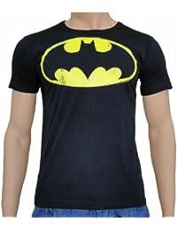 Logoshirt - Batman Logo T-Shirt, black