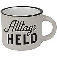 Tasse à expresso vintage   Mini tasse en céramique à offrir   95 ml   Usage quotidien