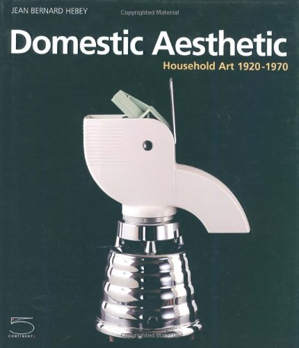 20th Century Beleuchtung (Domestic Aesthetic: Household Art 1920- 1970)