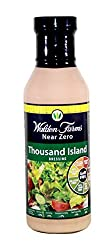 Walden Farms Near Zero Thousand Island Salad Dressing 355ml