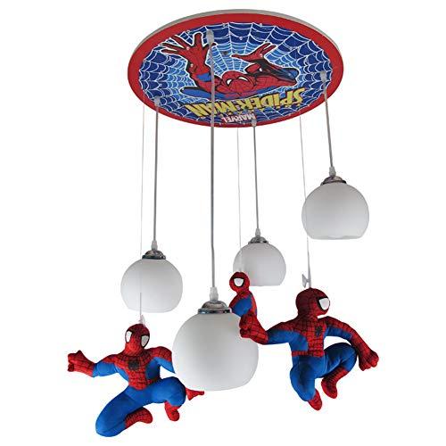 DECORATZ Spiderman - Habitación para niños