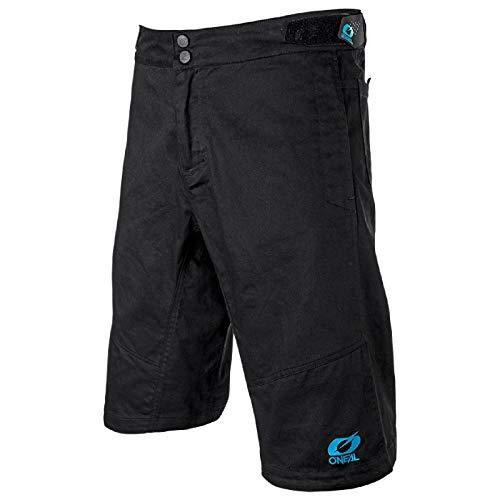 O'Neal All Mountain Cargo Shorts MTB Hose Kurz Fahrrad Mountain Bike Sport DH Downhill, 0175, Farbe Schwarz, Größe 32