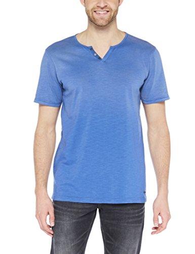 Colorado Denim Herren T-Shirt Vilho Blau (Indigo Blue 6079 )