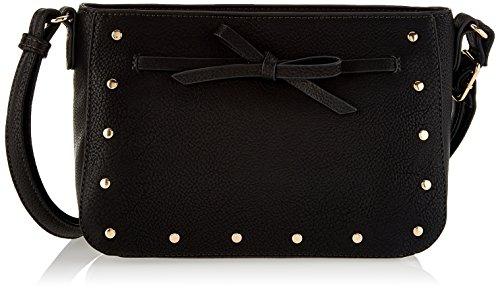TOM TAILOR für Frauen Taschen & Geldbörsen Umhängetasche Mary schwarz/black, OneSize -