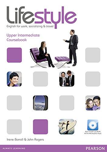 Lifestyle. Upper intermediate. Coursebook. Per le Scuole superiori. Con CD-ROM. Con espansione online
