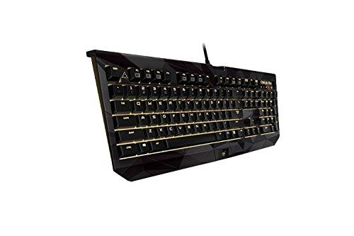 Razer Deus Ex Black Widow Chroma Mechanische Gaming-Tastatur, Limitierte Auflage (Alienware Wireless Keyboard)