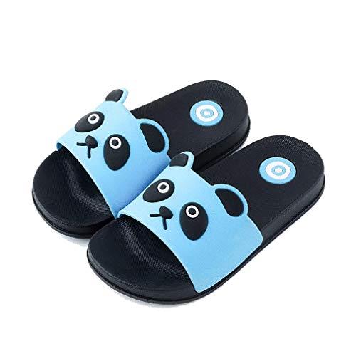 KVbaby Kinder Badelatschen Sommer Flache Hausschuhe Jungen Mädchen Dusch-& Badeschuhe Anti-Rutsch Slipper Sandalen 29/30 EU = Hersteller 30-31
