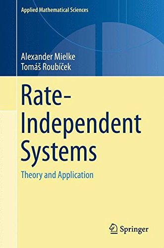 Descargar Libro Rate-Independent Systems : Theory and Application de Alexander Mielke