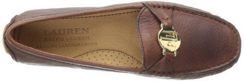 Lauren Ralph Lauren Carley Slip-on Mocassins Brandy