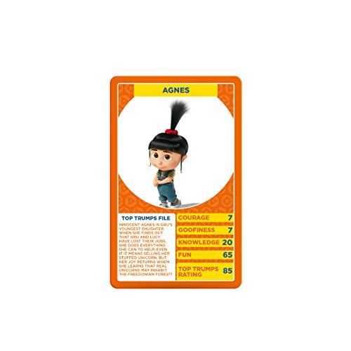 Juego de cartas de Gru, mi villano favorito 3