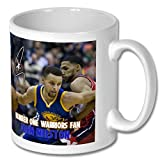 Stephen Curry - Golden State Warriors - NBA 2 Personalised Gift Mug Coffee Tea Drink Cup Autograph Print (with Personalised Message)