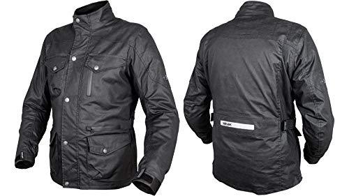 Preisvergleich Produktbild HEVIK PORTLAND Textiljacke schwarz XXL