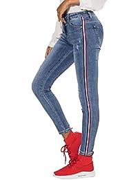modisches und attraktives Paket Fabrik erster Blick Suchergebnis auf Amazon.de für: streifen jeans - Damen ...