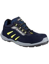 Base B647-S1P-ESD-T44 - B647 Zapato Azul Frisbee S1P-Src
