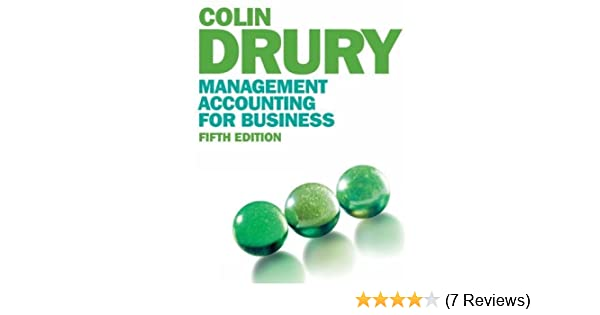 Management accounting for business amazon colin drury management accounting for business amazon colin drury 9781408060285 books fandeluxe Images
