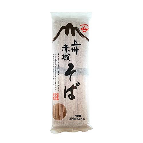 Soba akagi joshu di grano saraceno - 270 g