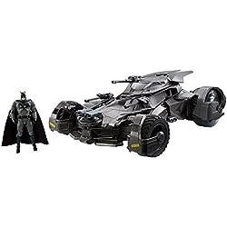 La liga de la Justícia - Batmóvil Radio Control (Mattel FRL54)