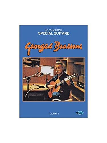 Georges Brassens: Spécial Guitare Album N°2 - 40 Chansons - Partitions