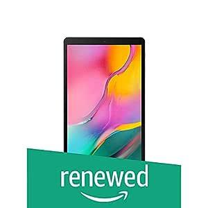 (Renewed) Samsung Galaxy Tab A 10.1 (10.1 inch, 32GB, Wi-Fi), Gold