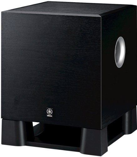 Yamaha YST-SW030 - Subwoofer (130 W, QD-Bass, 3.5 mm), color negro