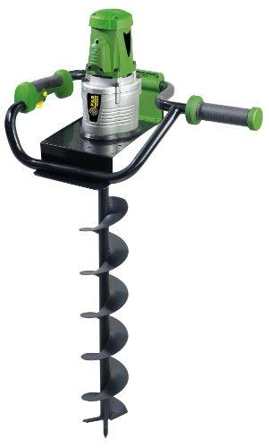 Fartools 175305 Elektrischer Erdbohrer, 1200W, Durchmesser 120mm