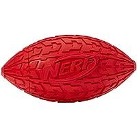 NERF De Rubber Ball Squeaker juegos de fútbol para los artículos perros de  compañía 66c3a35497c