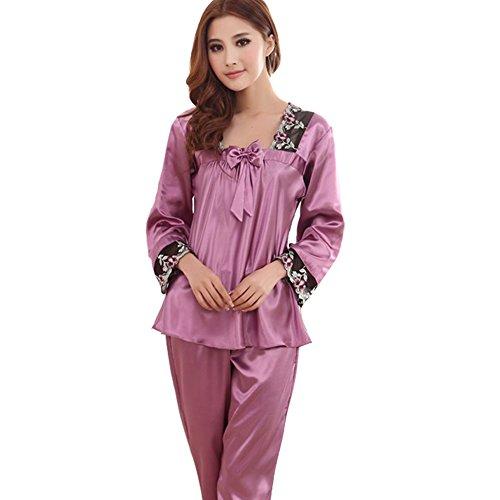 FAPIR - Ensemble de pyjama - Femme Violet