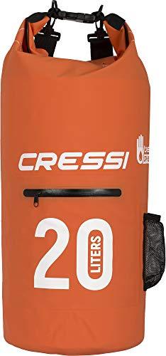 Zip - Wasserdichte Taschen mit langem verstellbaren Schulterriemen - Für Tauchen, Bootfahren, Kajak, Angeln, Rafting, Schwimmen, Camping und Snowboarden ()