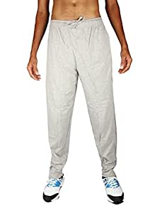 Barry & Clark Yoga Cotton Track Pant Grey