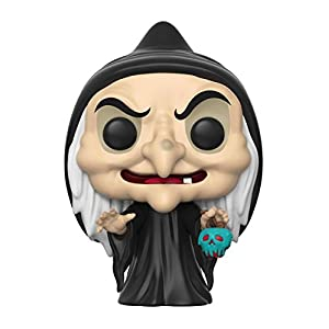 Horror Shop Blancanieves Bruja Funko Pop figura