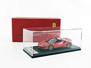 LOOKSMART LS496E - Coche en Miniatura, Color Rojo