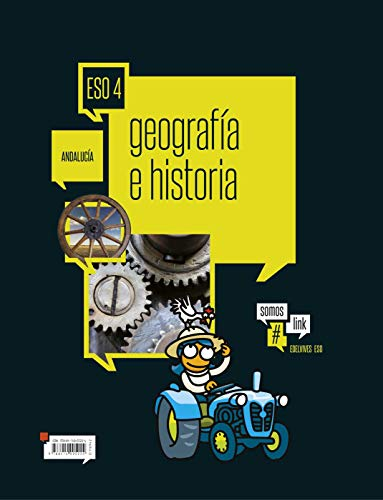 Geografía e Historia 4º ESO - Andalucía (Somoslink)