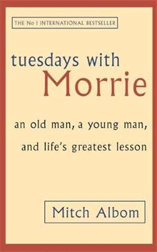 Tuesdays With Morrie Cover Image