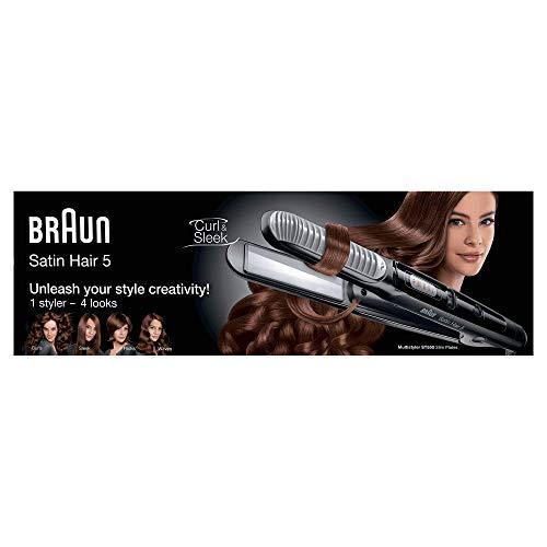 Braun Satin Hair 5-ST 550 - Plancha de pelo
