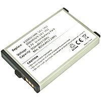 PowerSmart Batterie® 950mAh pour sagem MYX-1Trio, MYX1, MYX1–2W, MYX2–2, MYX5, 188015948, 188690329, Souffle de sn1, bgs010542, bgs010841, sa1a-sn3sn1, sa1a, sa1N-sn1Lot sn3,, sa2a-sn2, SA3de sn1
