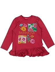 Pampolina Baby (Mädchen 0-24 Monate) Langarmshirt t-shirt 1/1 sleeves