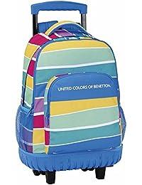 Safta Safta Sf-611735-818 Mochila infantil, 45 cm, Multicolor