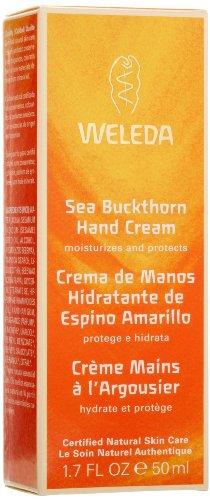Weleda Sea Buckthorn Hand Cream - 50ml - PACK OF 5