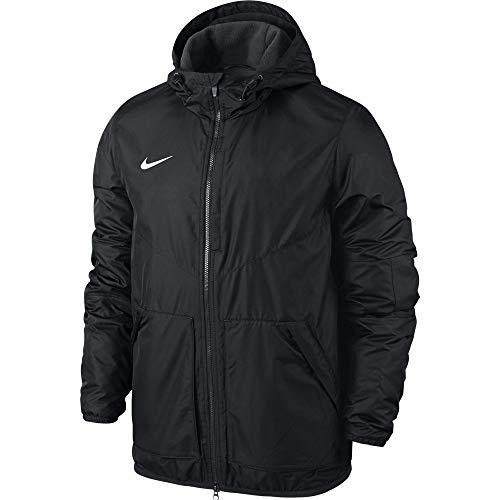 Nike Kinder Jacke Team Fall, Black/Anthracite/White, XS