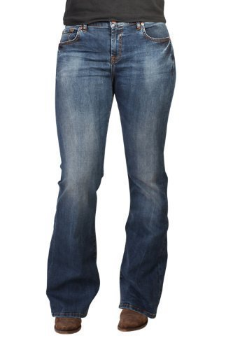LTB 5041 - 3109 Roxy Boot Cut Jeans Stretch Vince Wash vince-wash 40L
