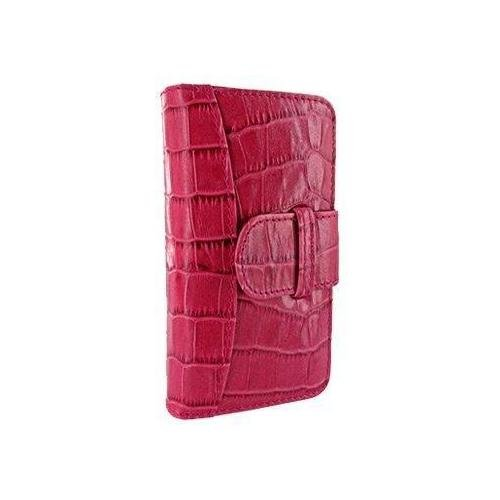 piel-frama-wallet-leather-case-for-apple-iphone-5-5s-crocodile-fuchsia