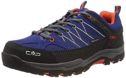 CMP Unisex-Erwachsene Rigel Low Trekking-& Wanderhalbschuhe, Blau (Marine-Tango 05md), 41 EU