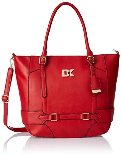 Diana Korr Women's Shoulder Bag (Red) (DK94HRED)