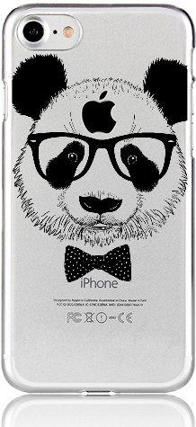 Blitz® PORTERmotifs housse de protection transparent TPE SAMSUNG Galaxy élégant Panda M16 iPhone X élégant Panda M16
