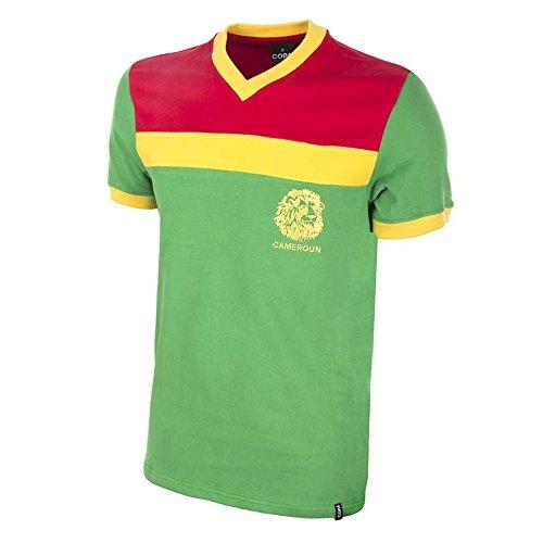 COPA - Kamerun Retro Trikot 1989