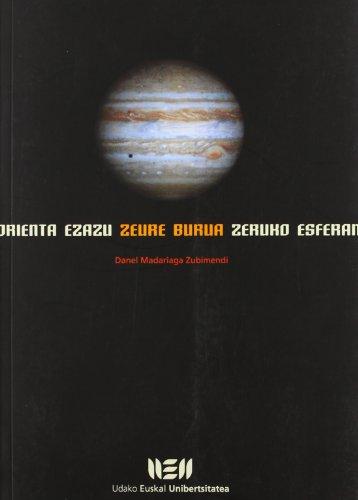 Orienta ezazu zeure burua zeruko esferan por Danel Madariaga Zubimendi