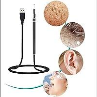 LLY Ohrreinigung Endoskop, Visuelle Multifunktionale Inspektion Bereich Camera Ear Löffel-Borescope Tool Für USB preisvergleich bei billige-tabletten.eu