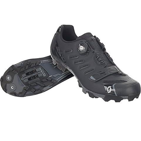 Scott MTB Team Boa Fahrrad Schuhe schwarz 2017: Größe: 42