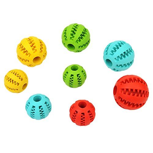 Chew Spielzeug Ball Kauen Spielzeug Zahn Umweltfreundliche Reinigung Bälle (Hund Kauen Spielzeug)