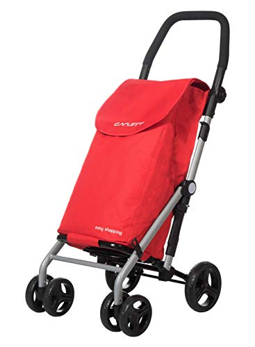 Carlett Einkaufstrolley Lett 430 (Farbe Rot)